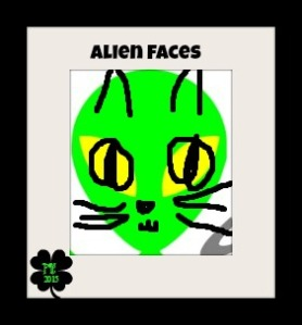 #9. Alien faces. Have you ever noticed how similar they look to cats? Perhaps they are our ancestors ... I think Georgio Tsoukalos (Ancient Aliens) may be onto something.